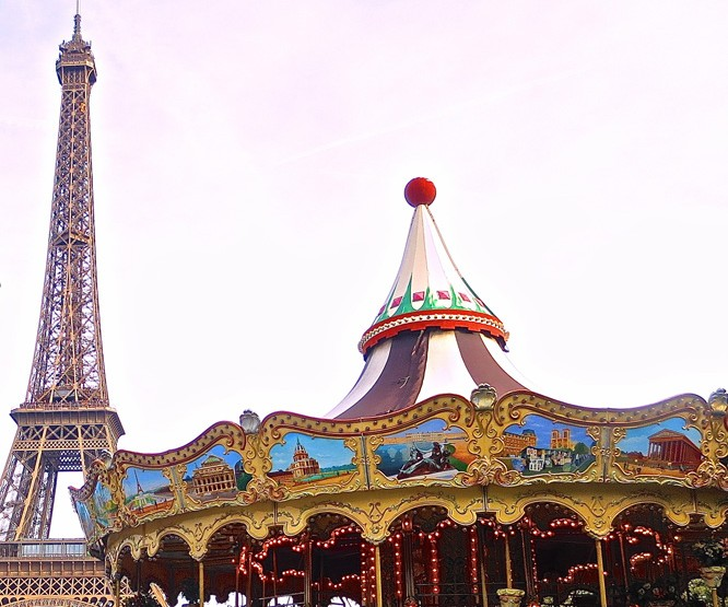 #PFW- Carrousel De Paris -Let's Have A Go On Great Carousel Of Fashion! Part 2