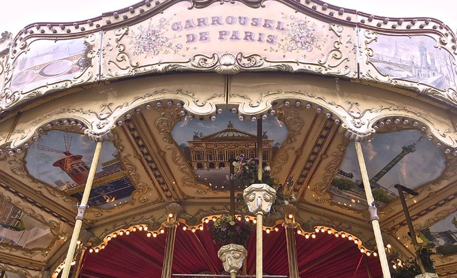 #PFW- Carrousel De Paris -Let's Have A Go On The Great Carousel Of Fashion! Part 1