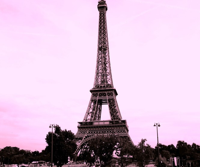 #PFW - Paris Diary - La Vie en Rose !