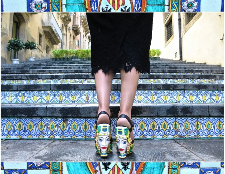 Postcards From Caltagirone