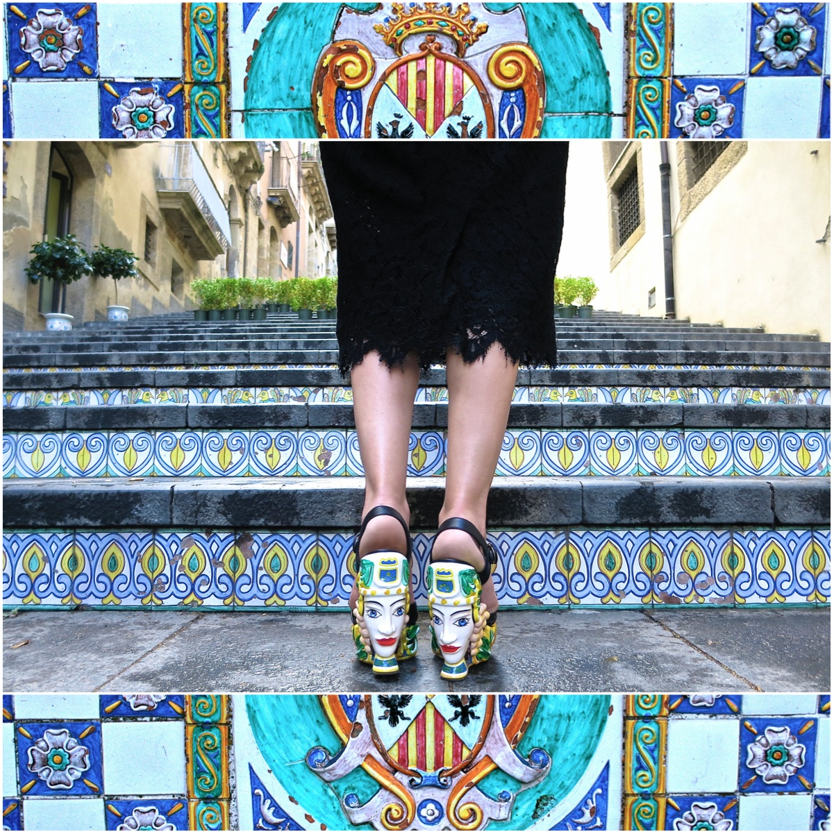 caltagirone shoes dolce & gabbana